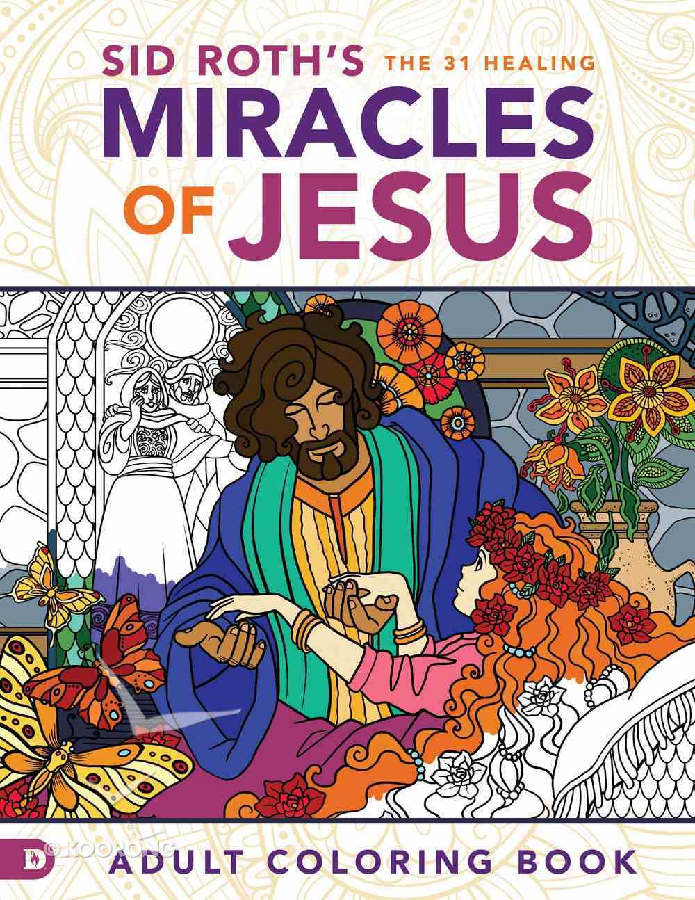 Acb: The 31 Healing Miracles of Jesus Paperback