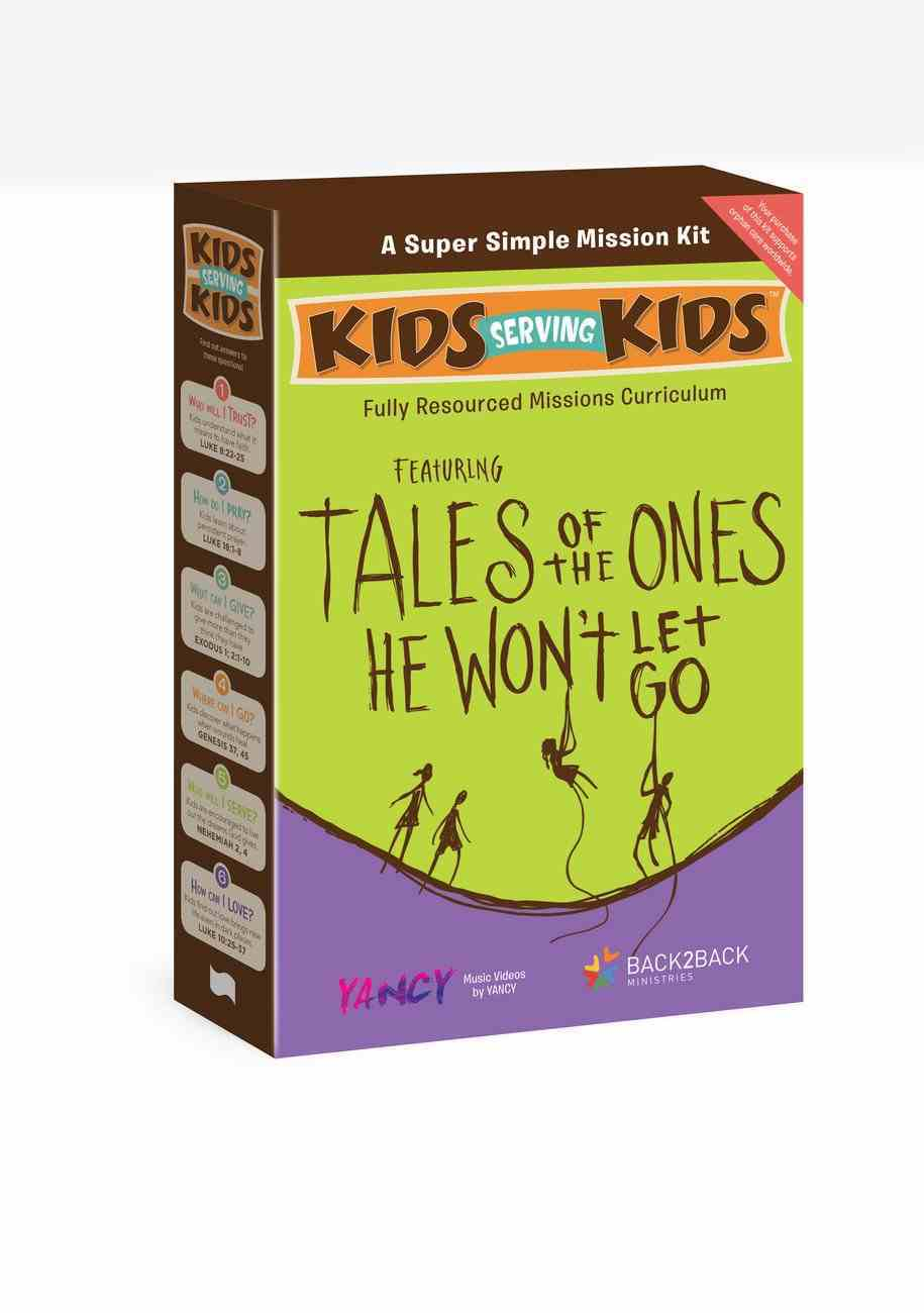 Ksek: Tales of the Ones He Won't Let Go: Director's Guide, DVD, Book, Activities, Stories, Discussion Questions Pack