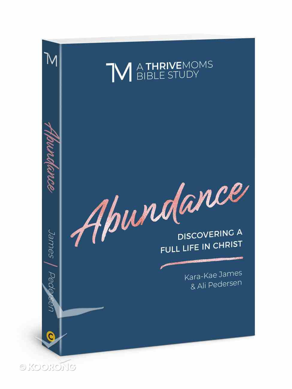 Abundance: Discovering a Full Life in Christ (Thrive Moms Bible Study Series) Paperback