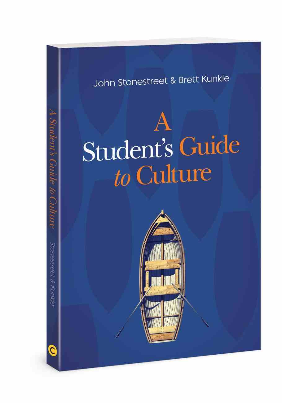 A Student's Guide to Culture Paperback
