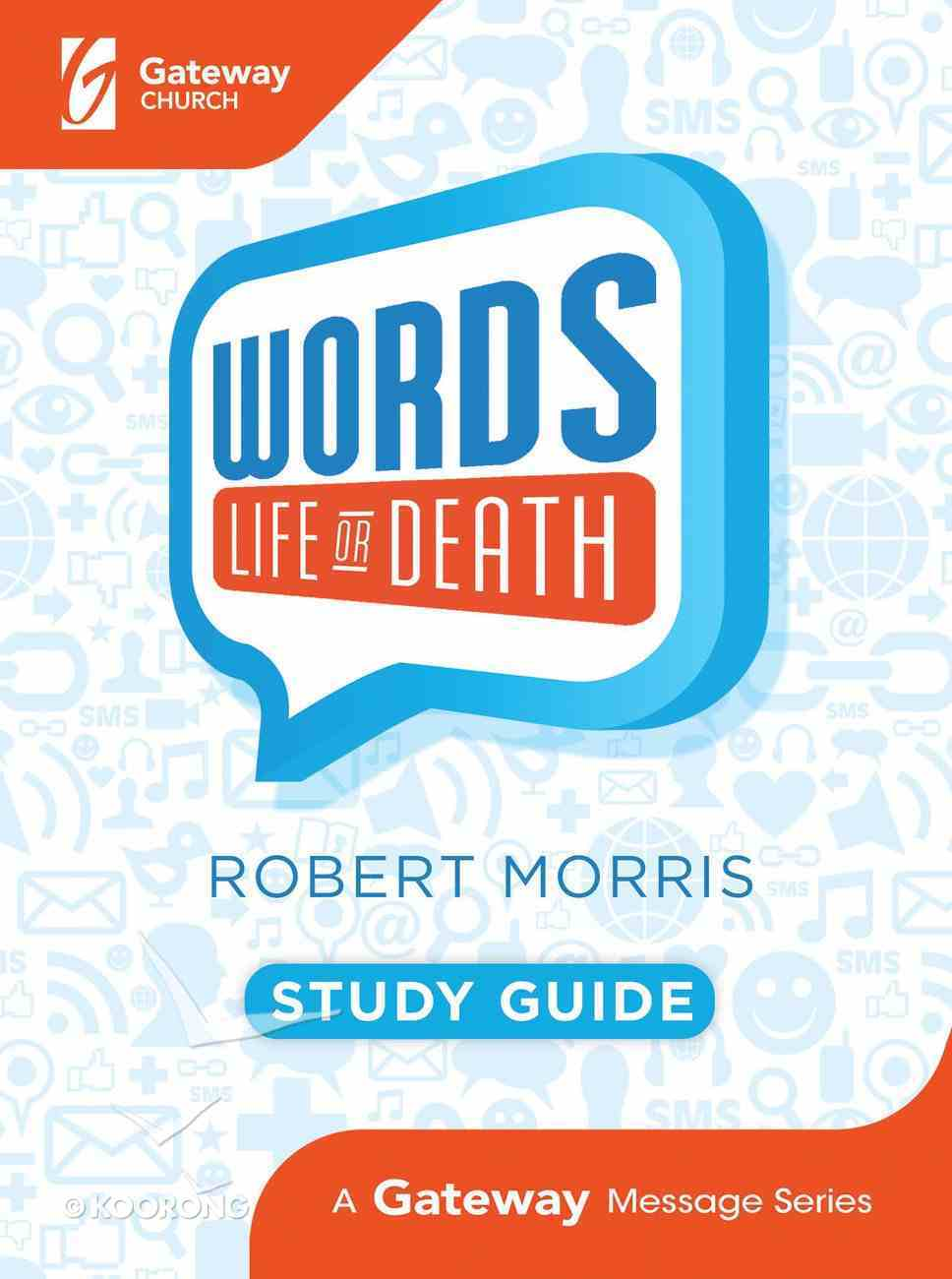 Words: Life Or Death (Study Guide) Paperback