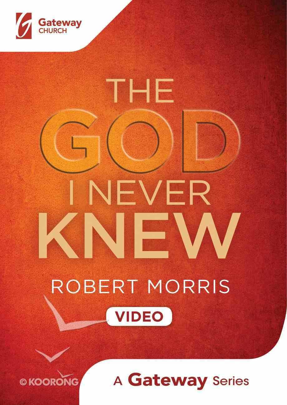 The God I Never Knew: 3 Disc Series (Dvd) DVD