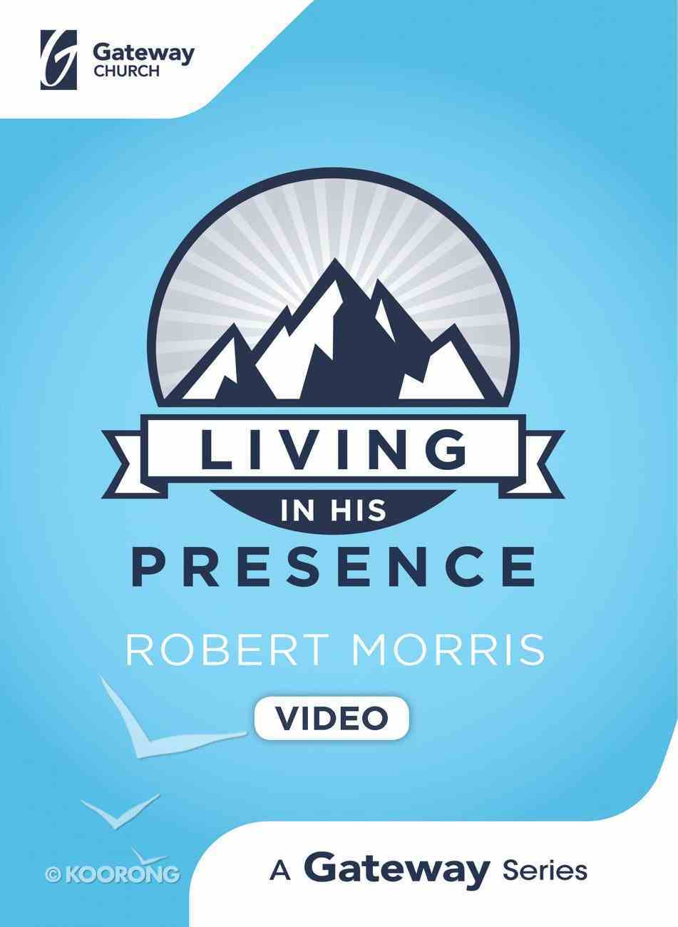 Living in His Presence: 3 Disc Series (Dvd) DVD