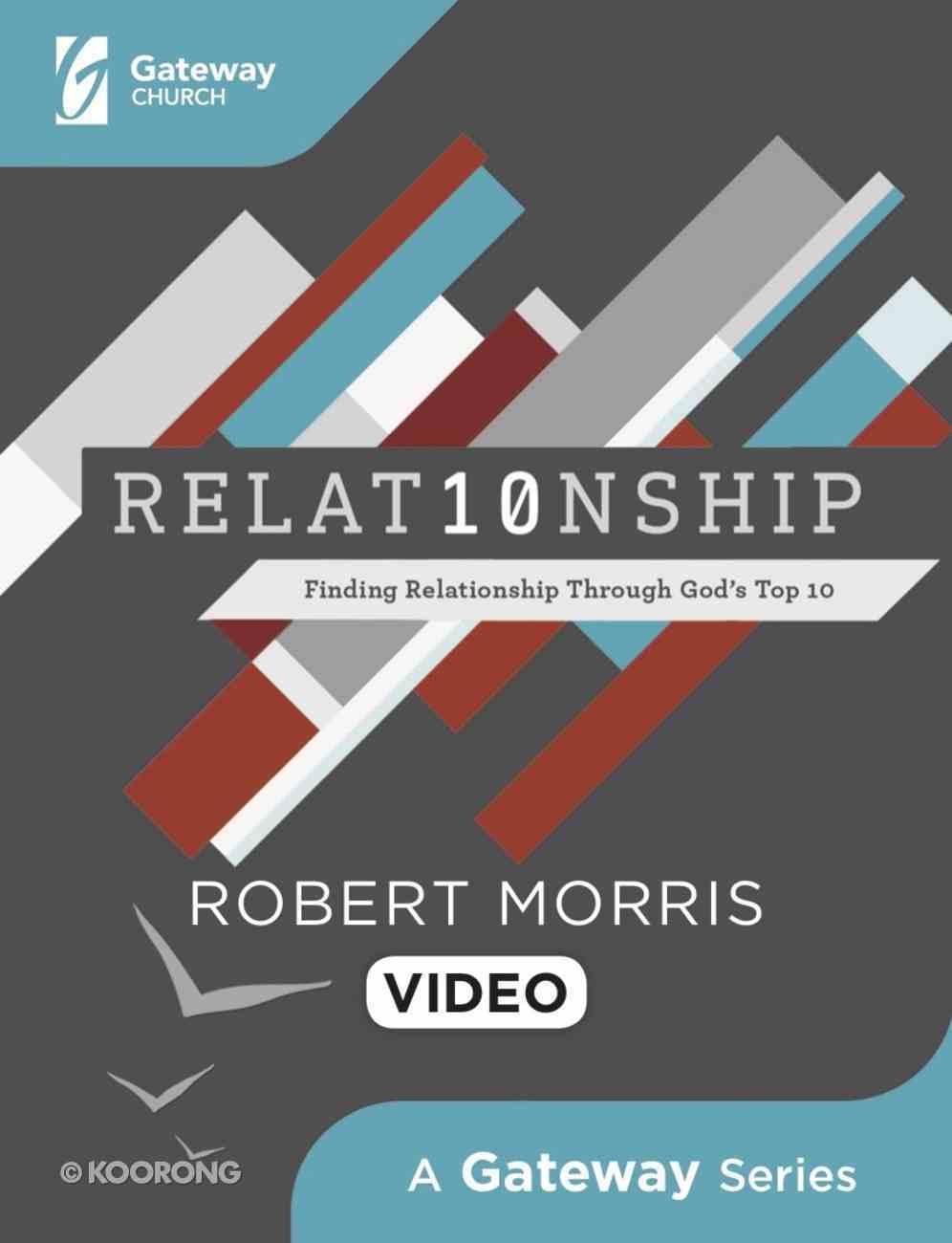 Relat10nship: Finding Relationship Through God's Top 10 (Dvd) DVD