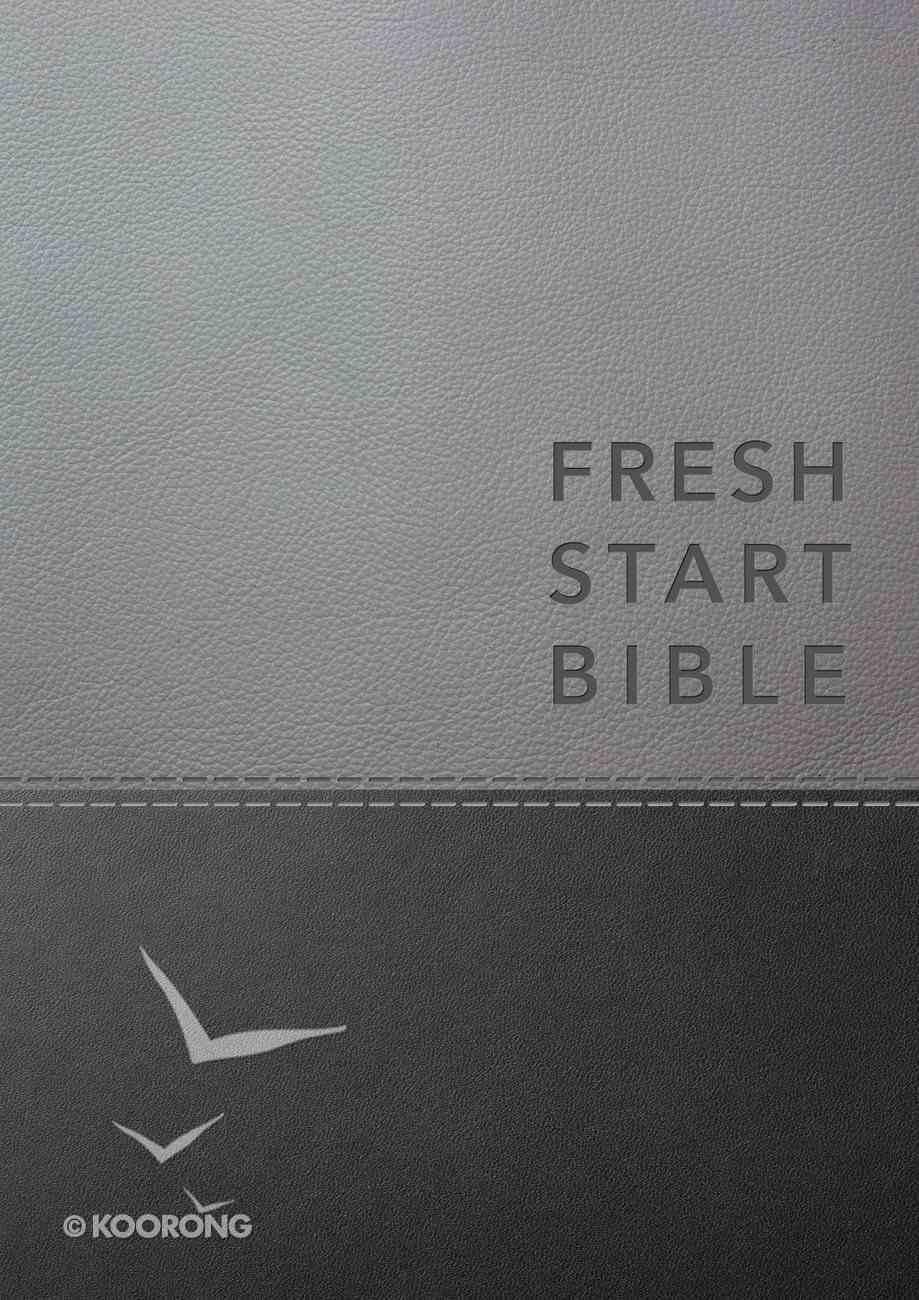 NLT Fresh Start Bible Imitation Leather