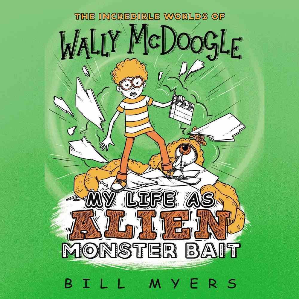 My Life as Alien Monster Bait (#02 in Wally Mcdoogle Series) CD