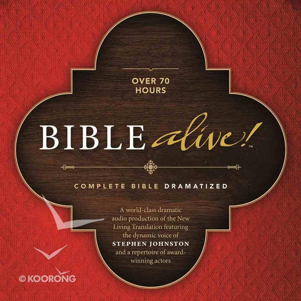 Bible Alive! eAudio Book