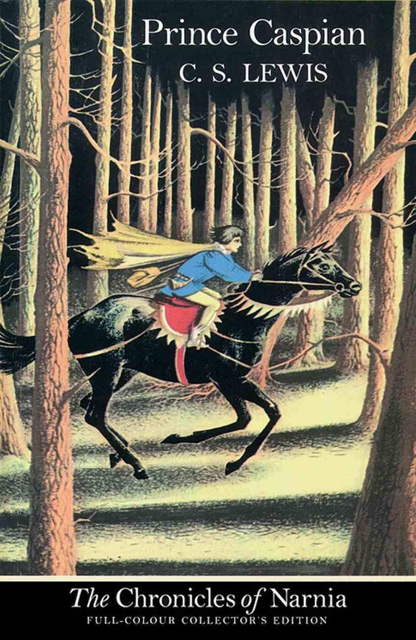 Narnia #04: Prince Caspian (#04 in Chronicles Of Narnia Audio Series) CD
