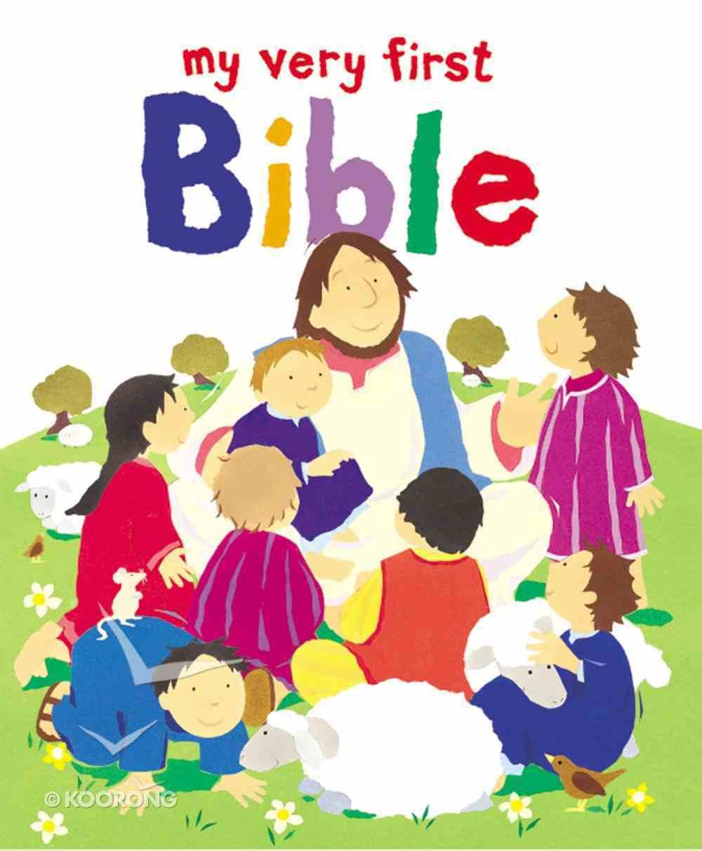 My Very First Bible Hardback