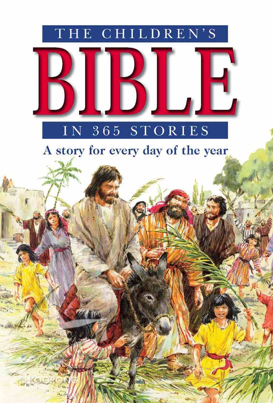The Children's Bible in 365 Stories Paperback