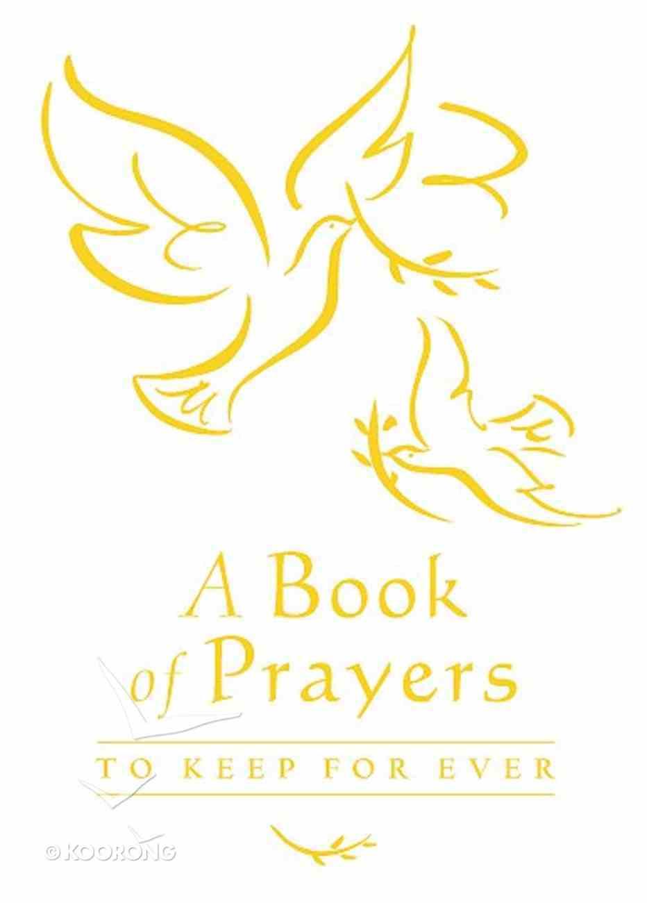 A Book of Prayers Hardback