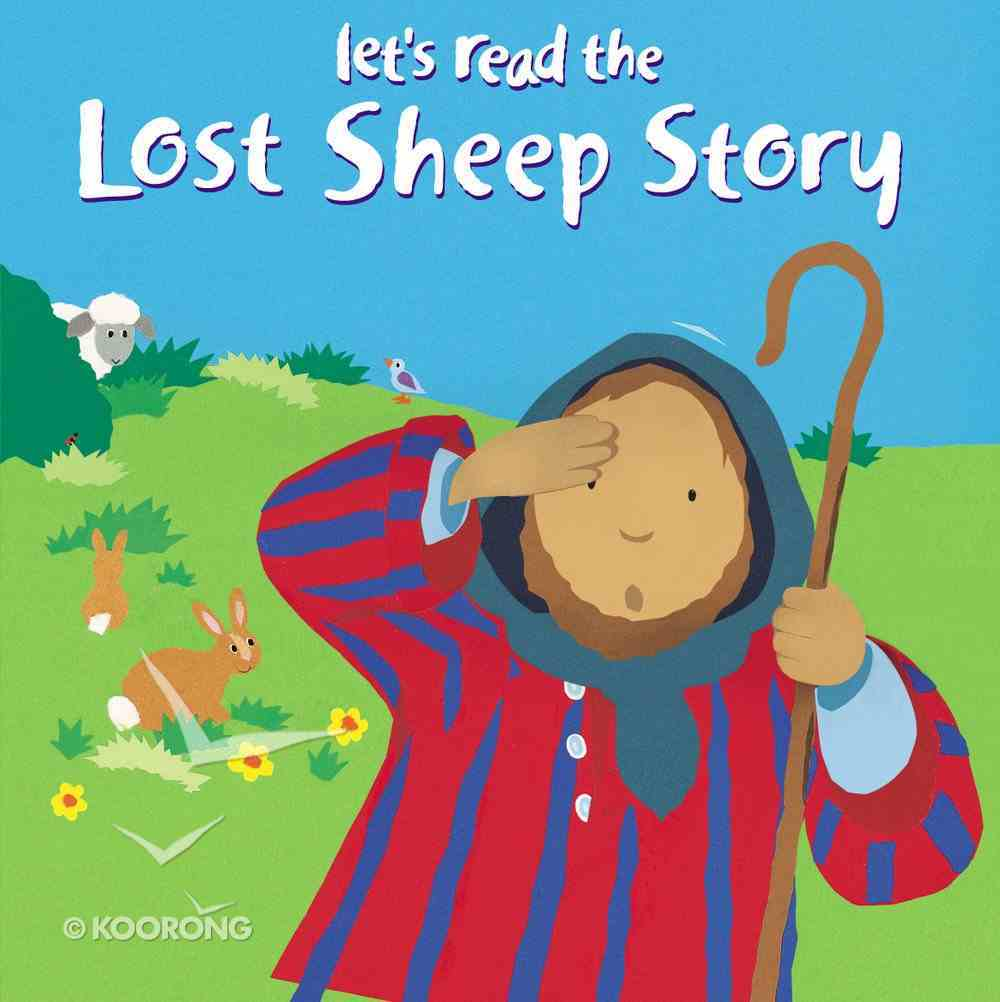 Let's Read the Lost Sheep Story Paperback