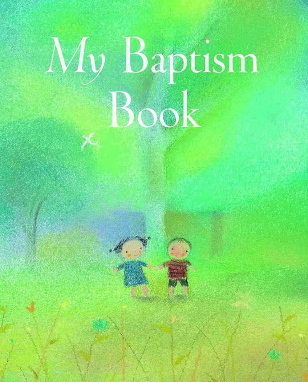 My Baptism Book Hardback