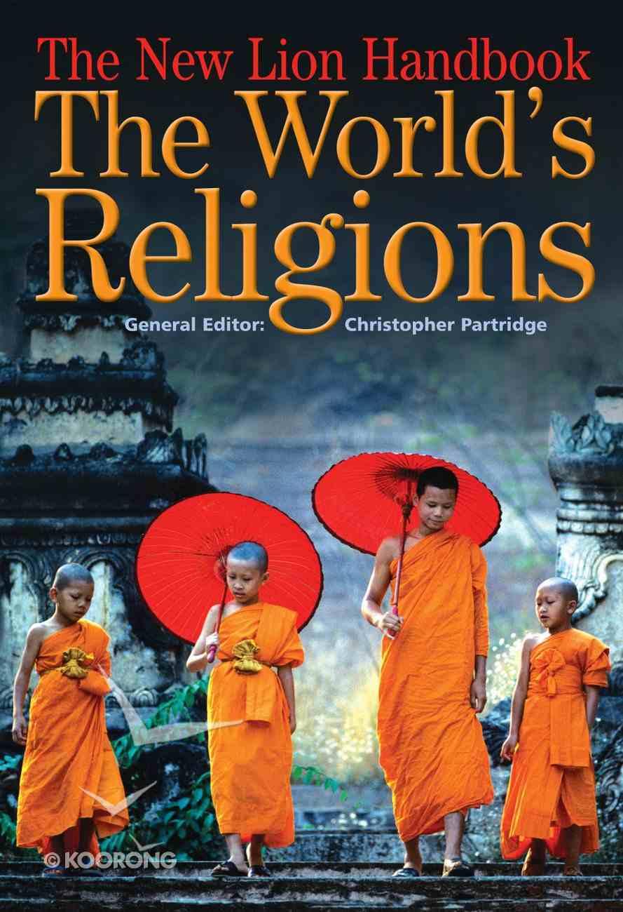 New Lion Handbook: The World's Religions Hardback