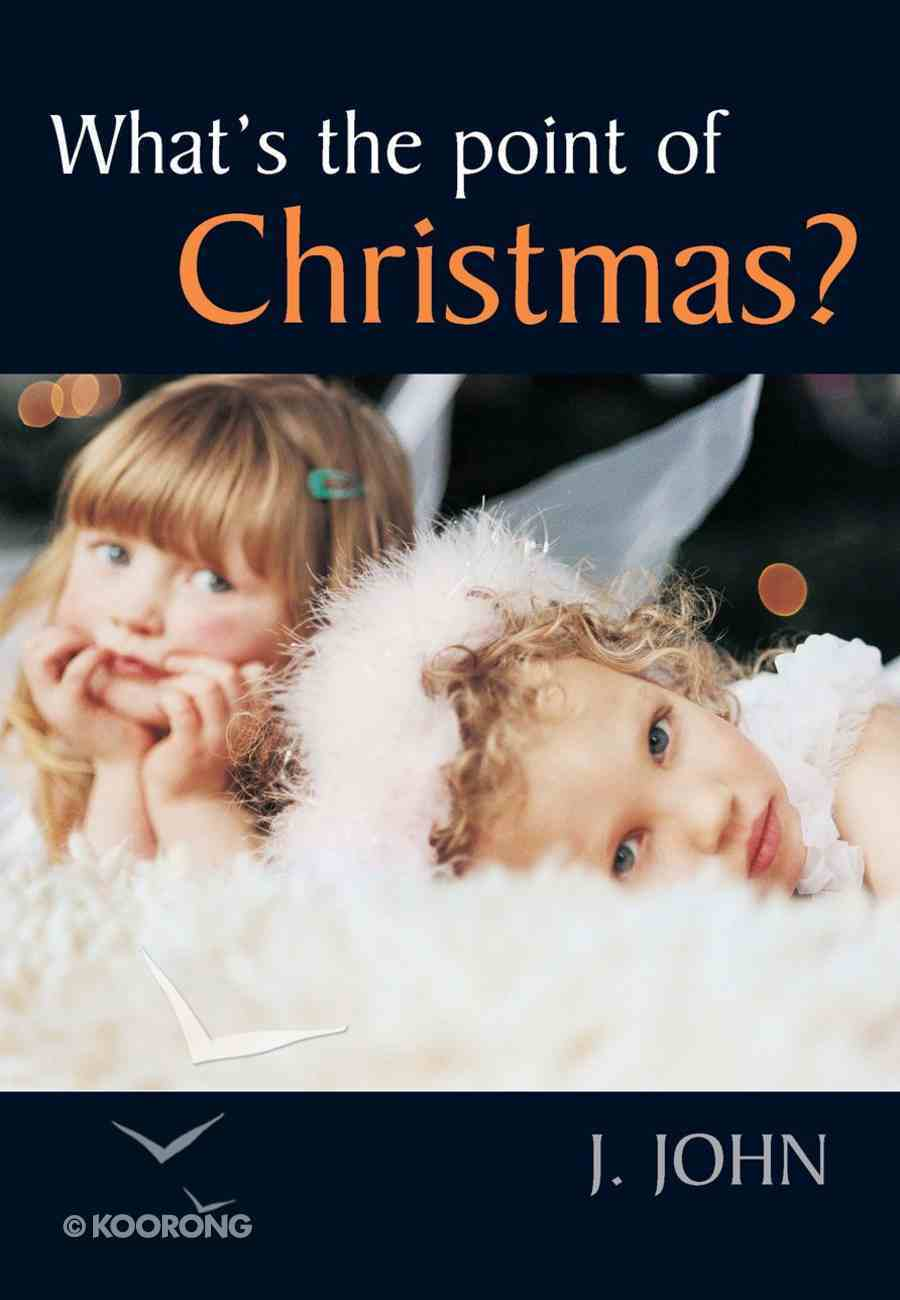 What's the Point of Christmas? Booklet