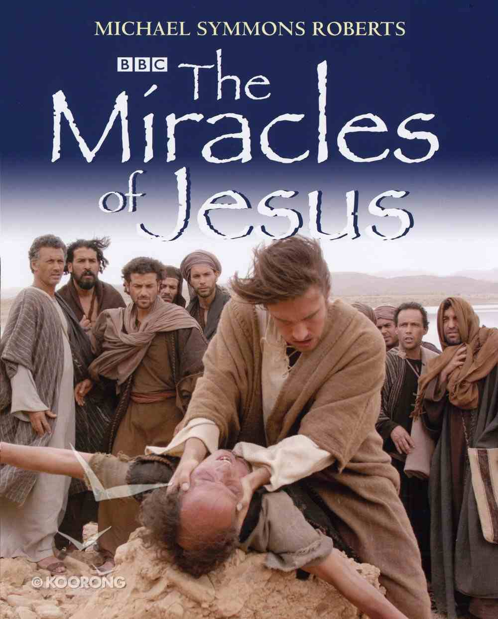 The Miracles of Jesus Hardback