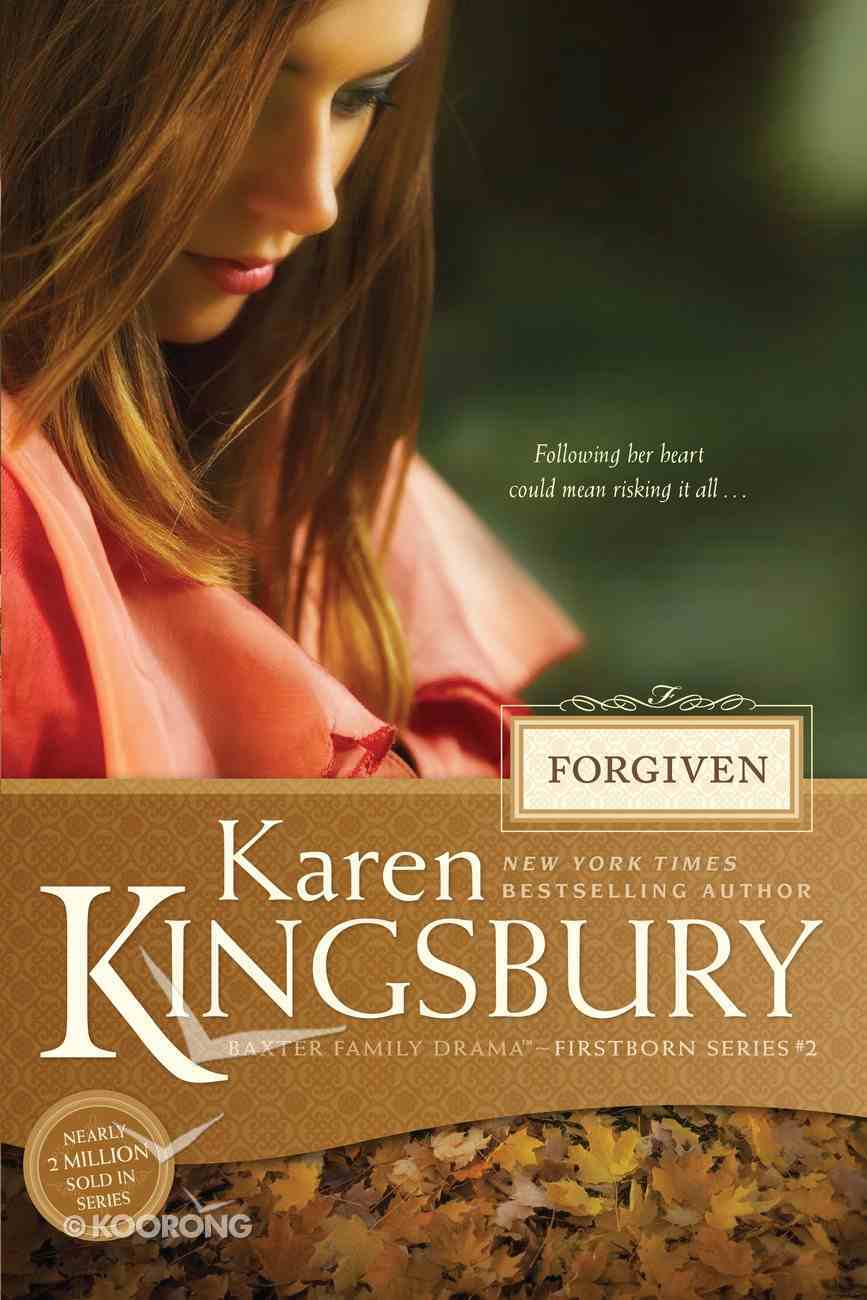 Forgiven (4 CDS) (#02 in Firstborn Audio Series) CD