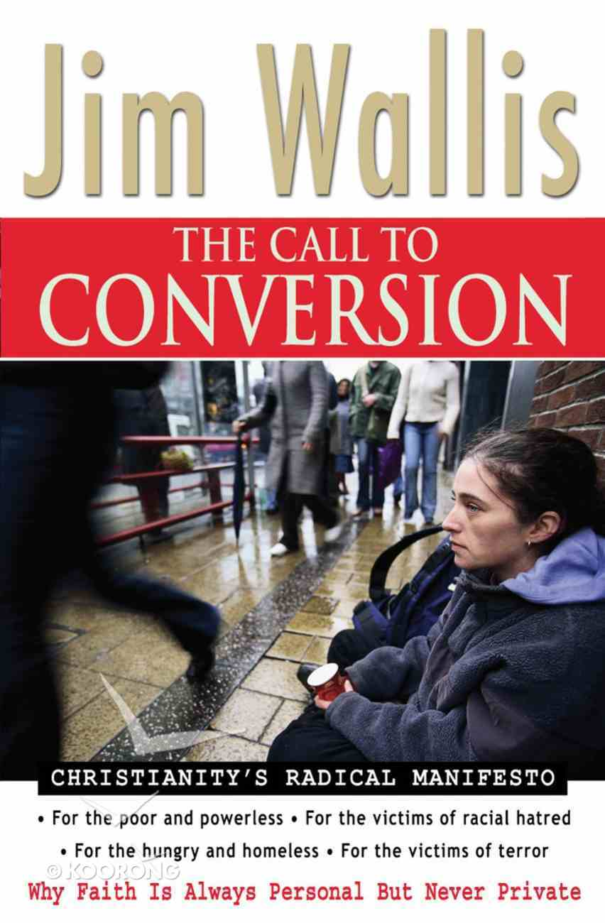 The Call to Conversion Paperback