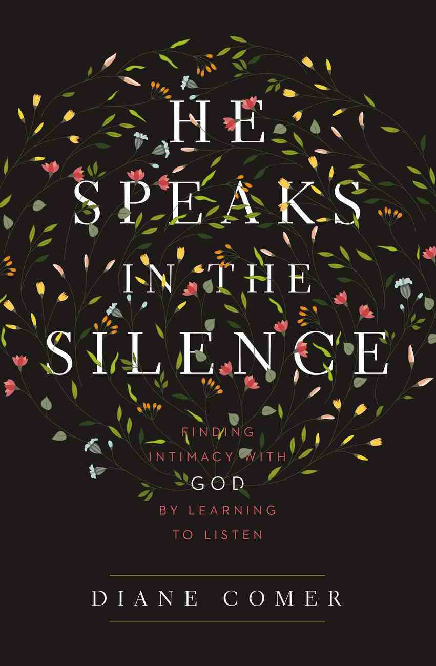 He Speaks in the Silence eAudio Book