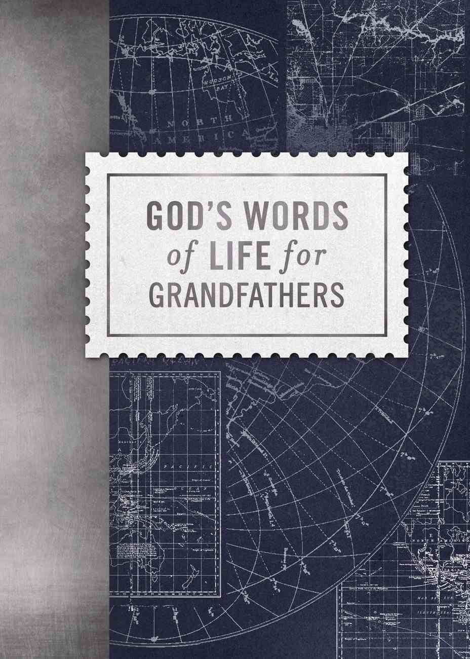God's Words of Life For Grandfathers eBook