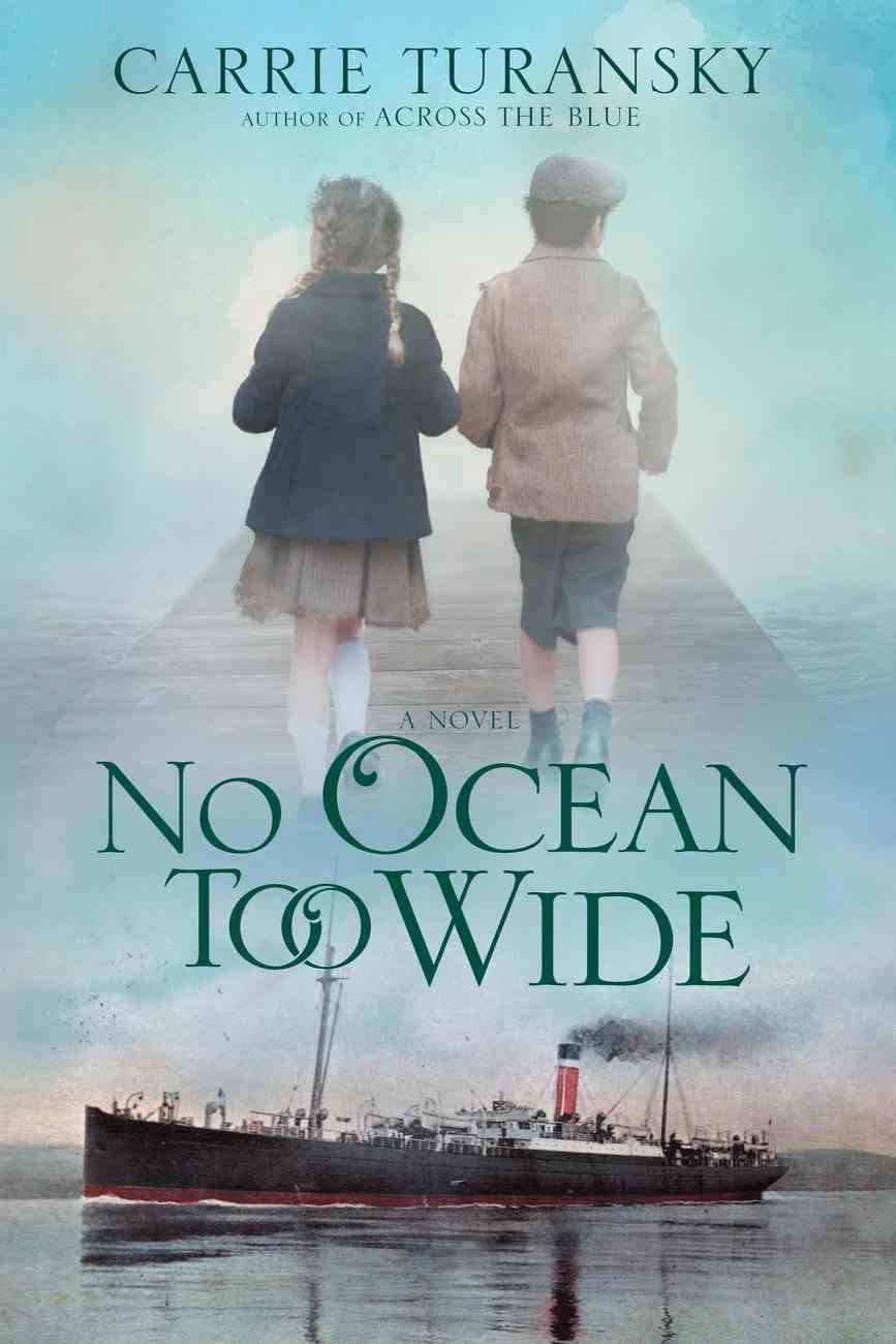 No Ocean Too Wide (Mcalister Family Series) eBook