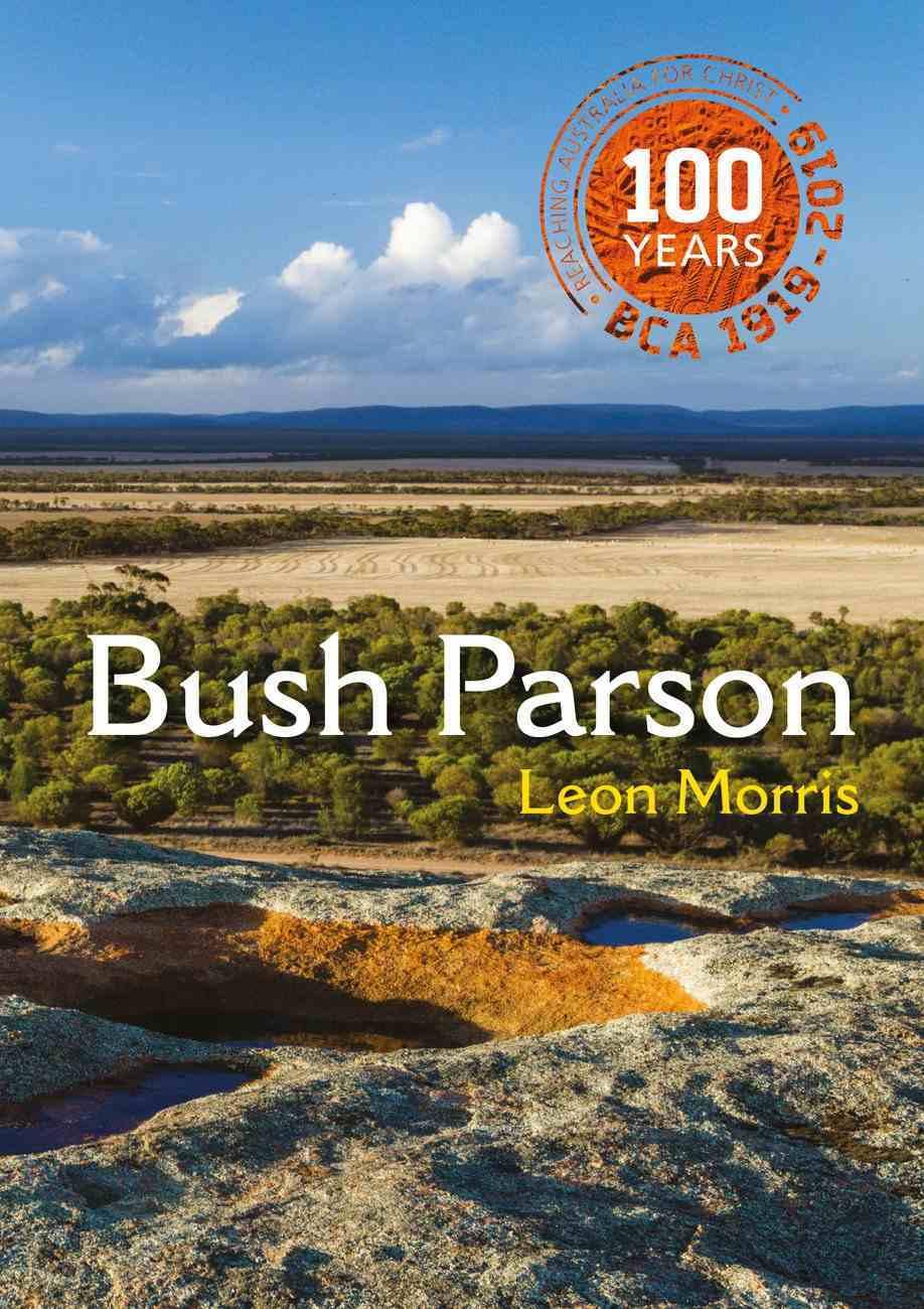 Bush Parson eBook