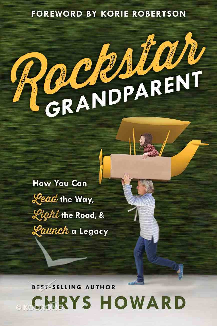Rockstar Grandparent eBook