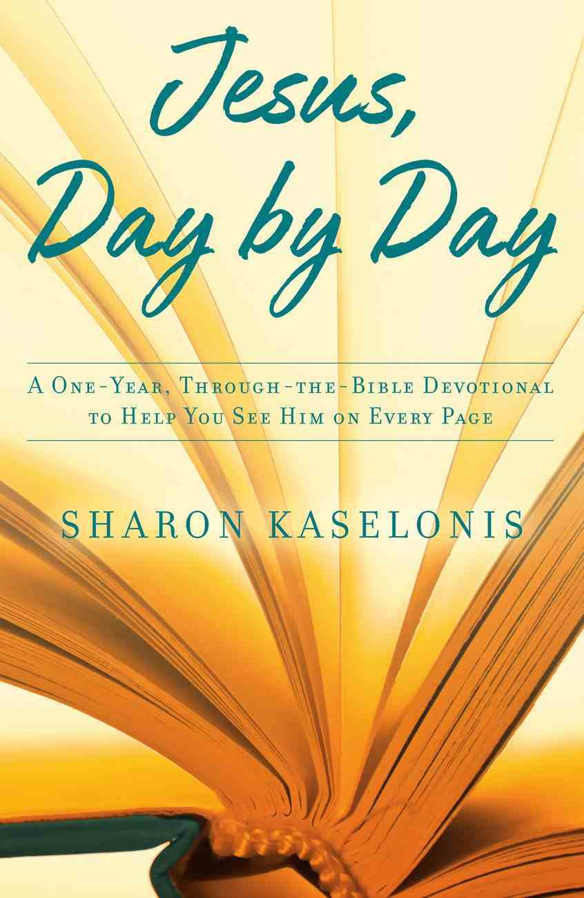 Jesus, Day By Day eBook