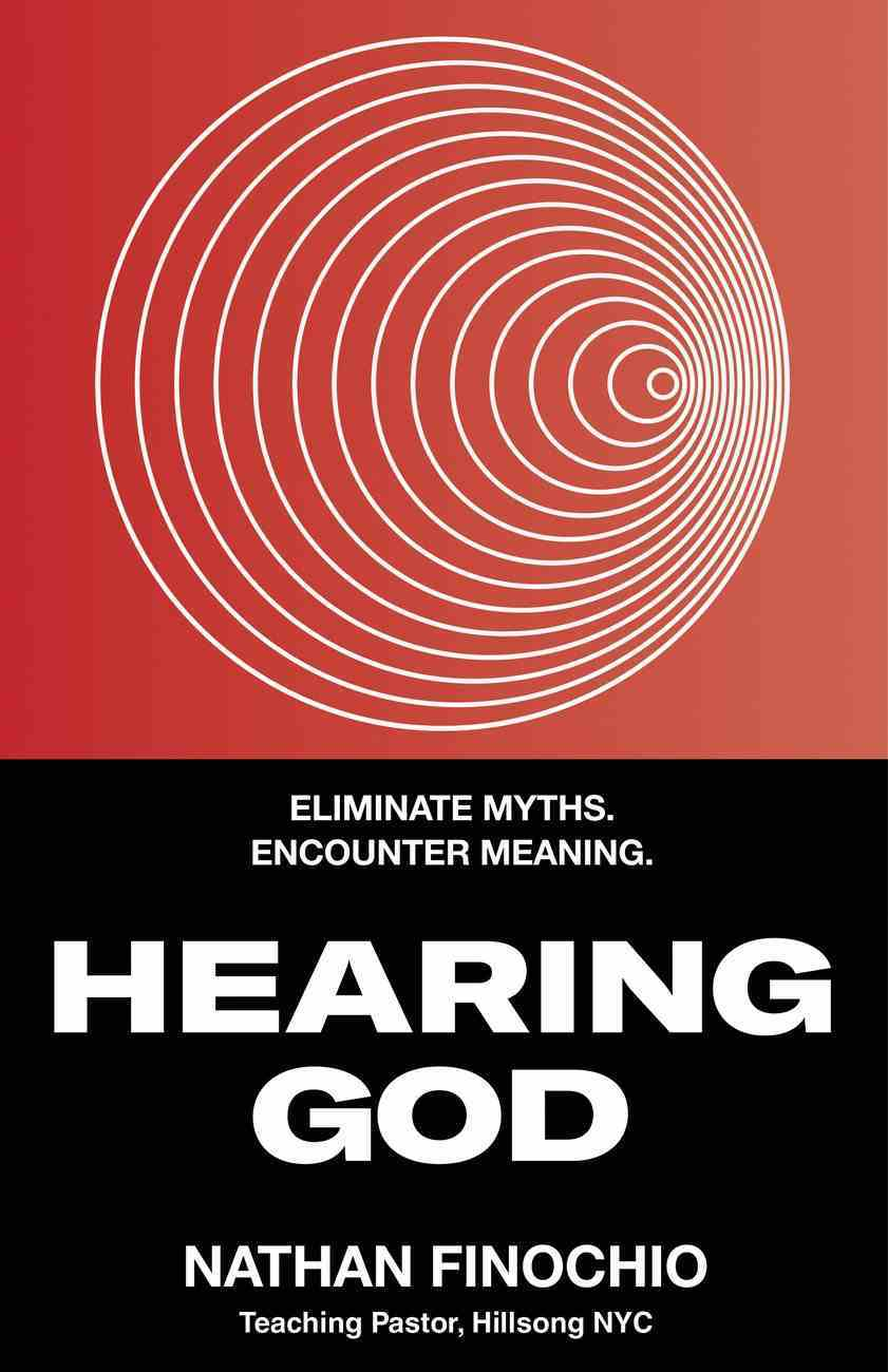 Hearing God eBook