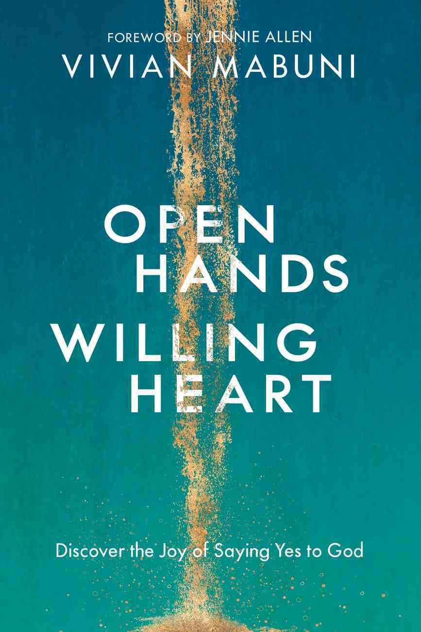 Open Hands, Willing Heart eBook