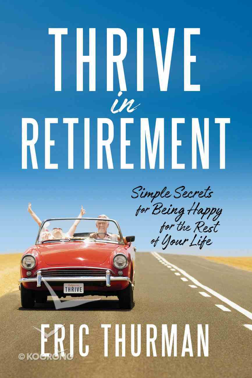 Thrive in Retirement eBook