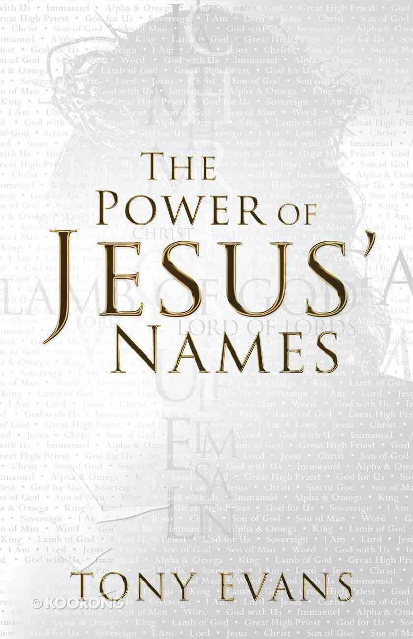The Power of Jesus' Names eBook