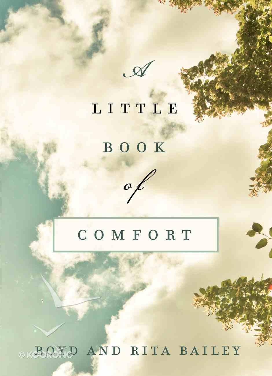 A Little Book of Comfort eBook