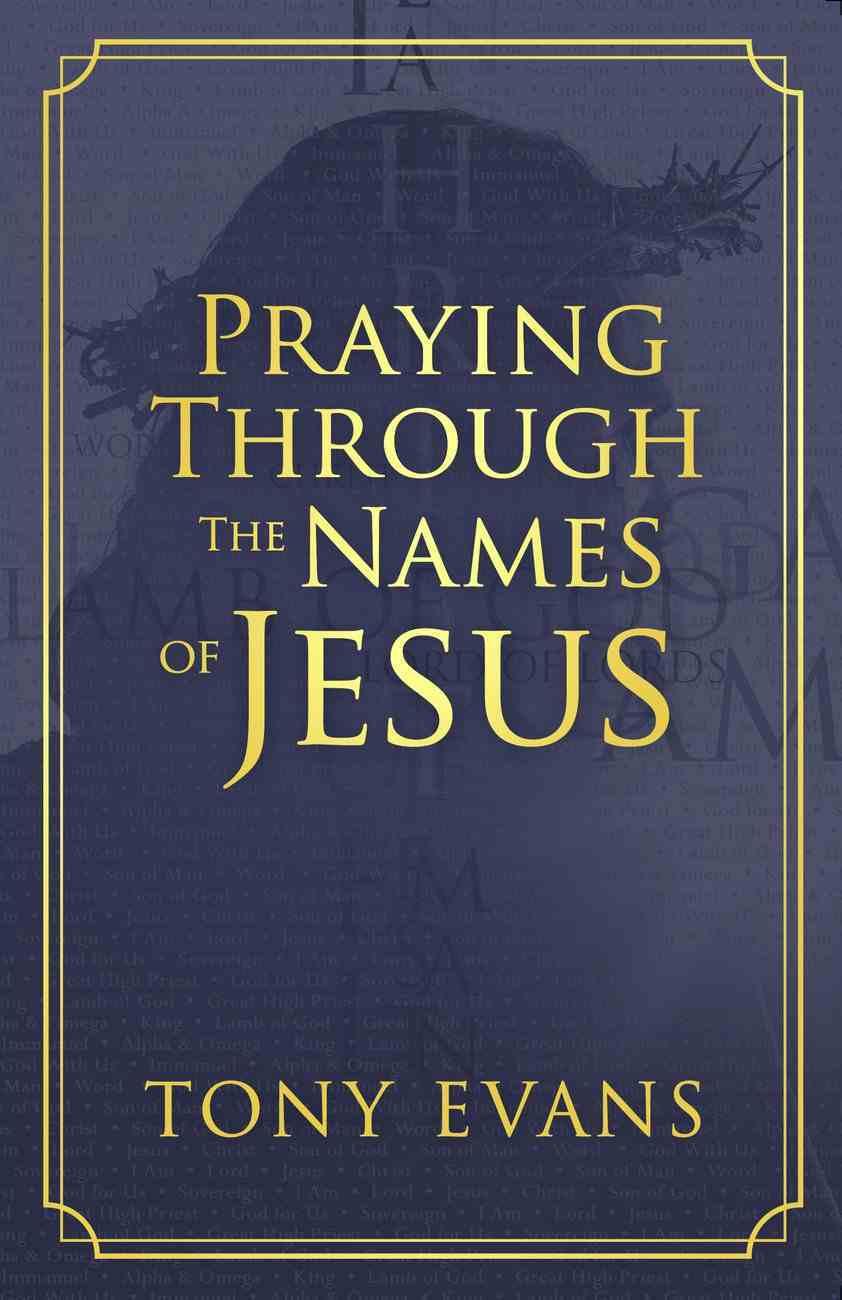 Praying Through the Names of Jesus eBook