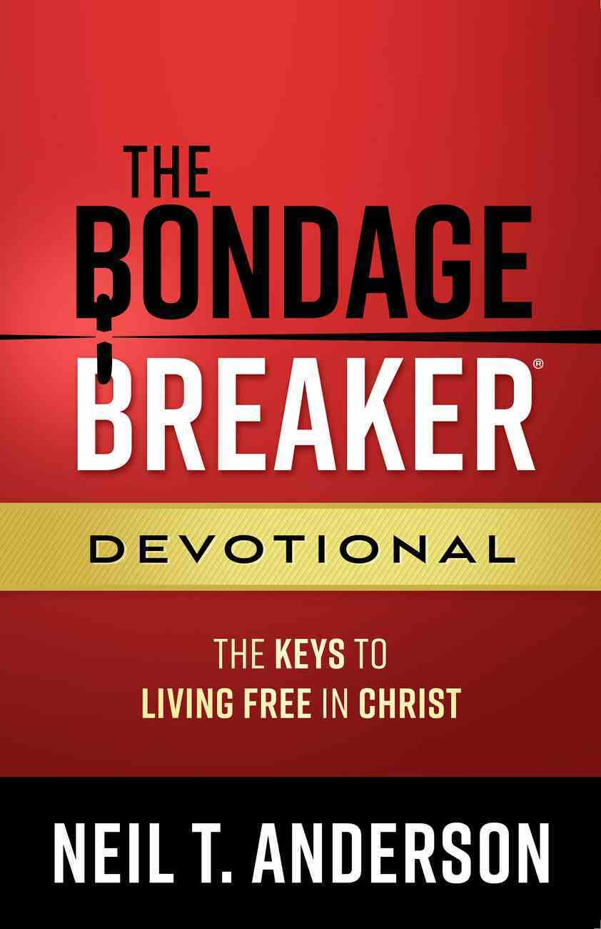 The Bondage Breaker Devotional eBook