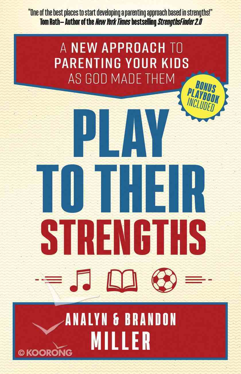 Play to Their Strengths eBook