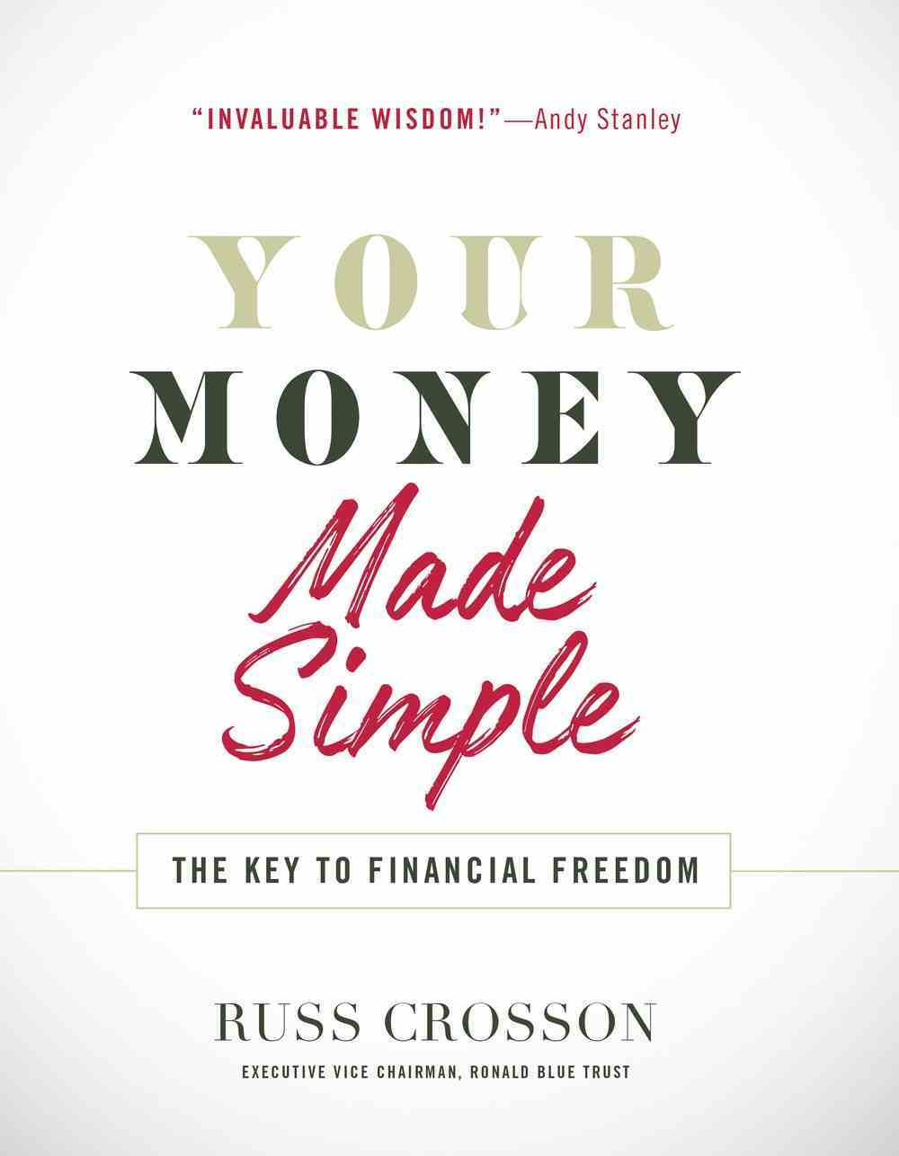 Your Money Made Simple eBook