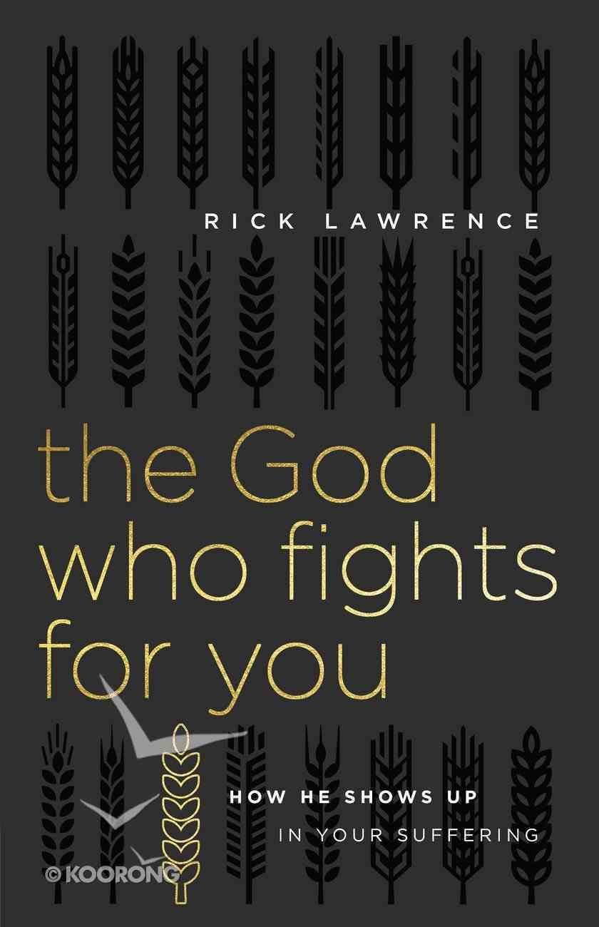 The God Who Fights For You eBook