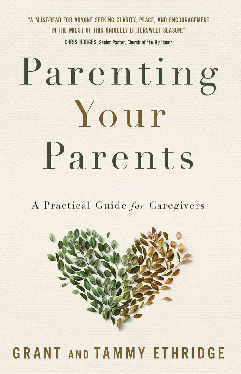 Parenting Your Parents eBook
