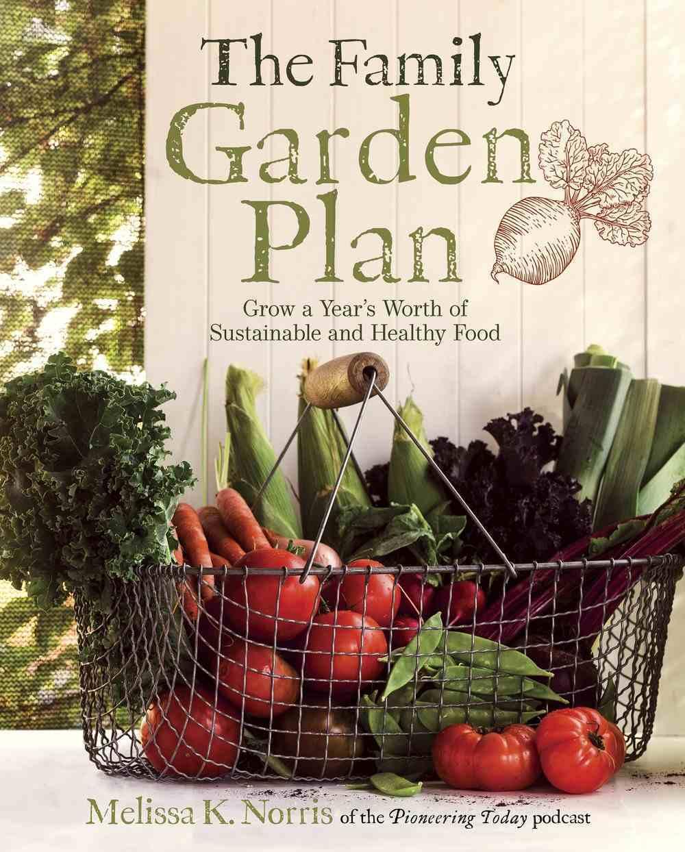 The Family Garden Plan eBook