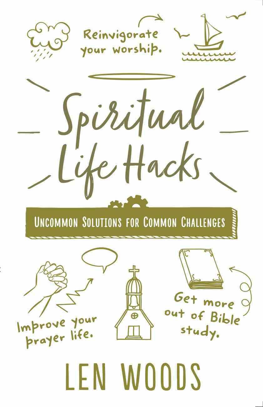 Spiritual Life Hacks eBook