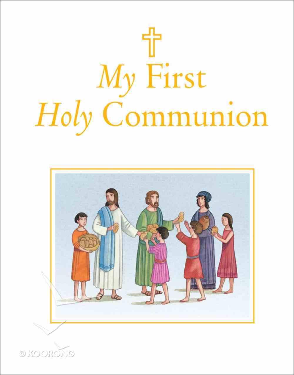 My First Holy Communion Hardback