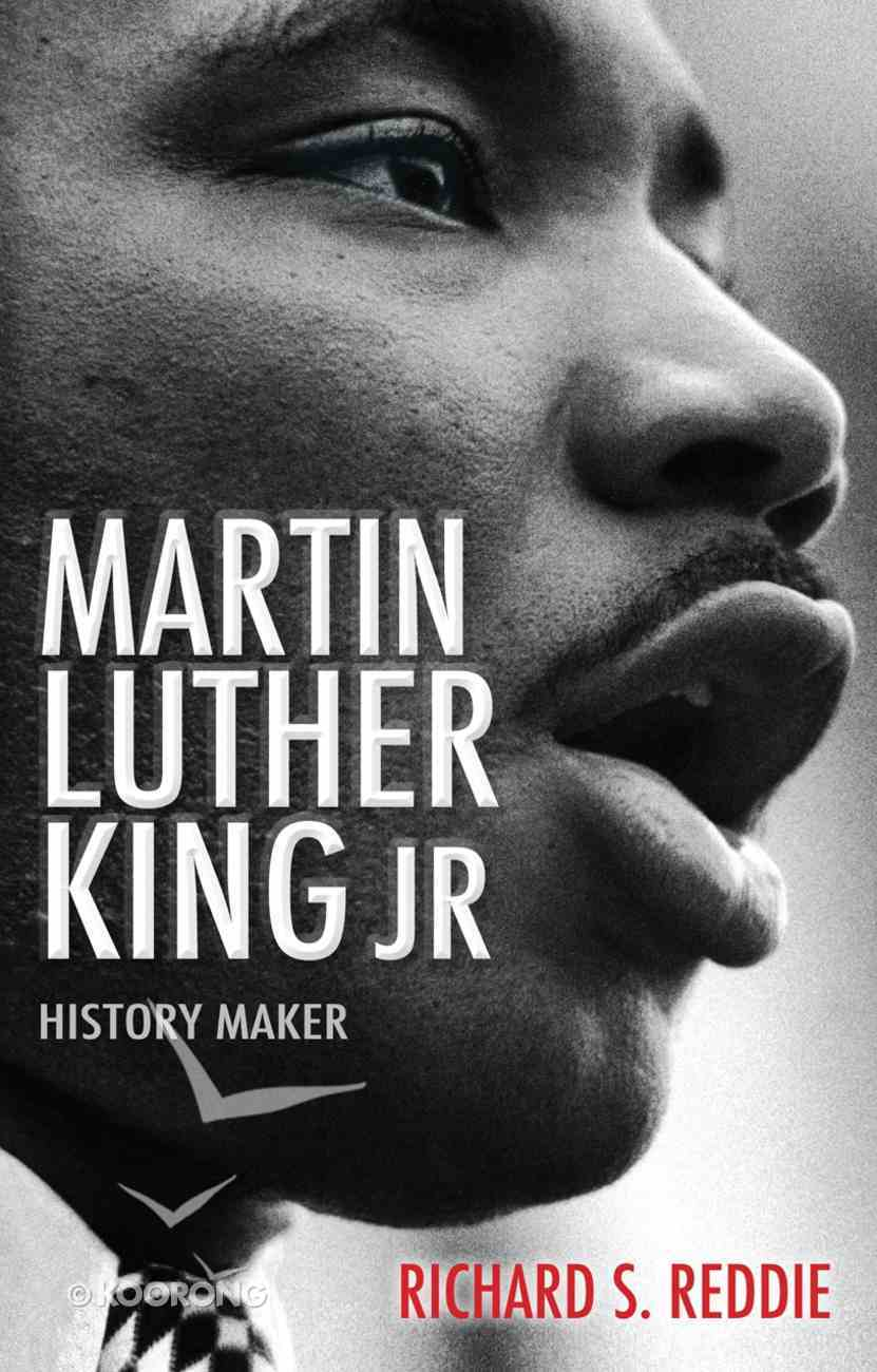Martin Luther King Flexi Back