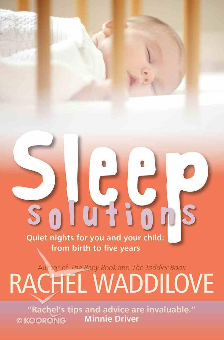 Sleep Solutions Paperback