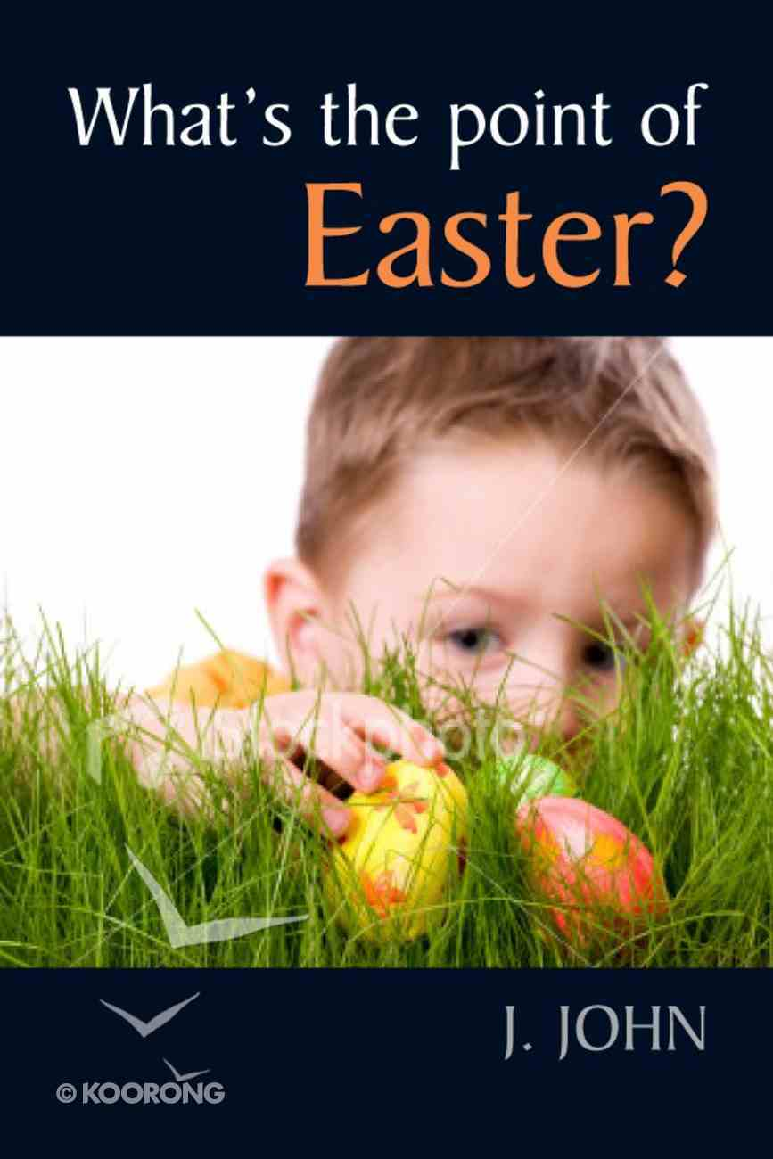 What's the Point of Easter? Booklet