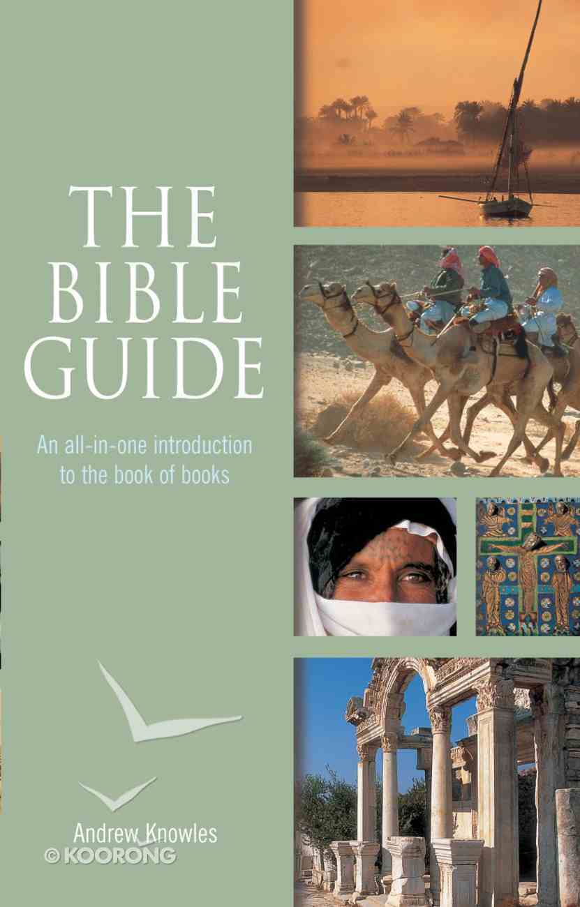 The Bible Guide eBook