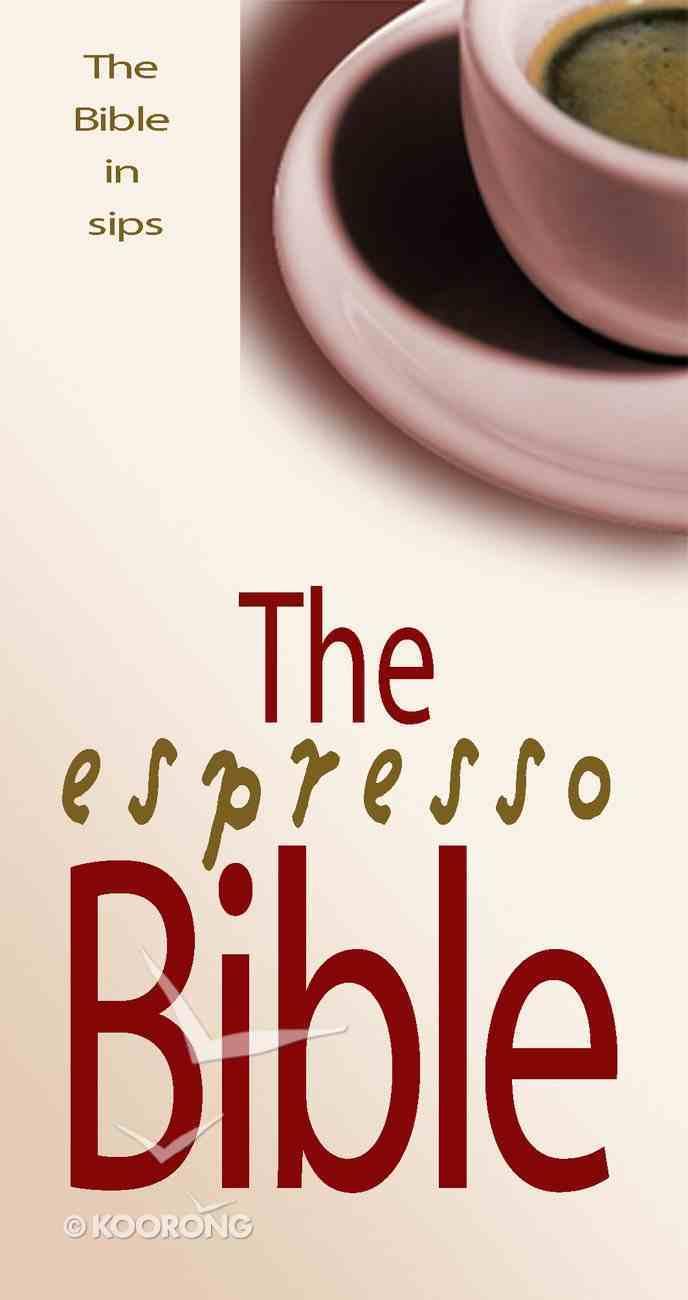 The Espresso Bible eBook