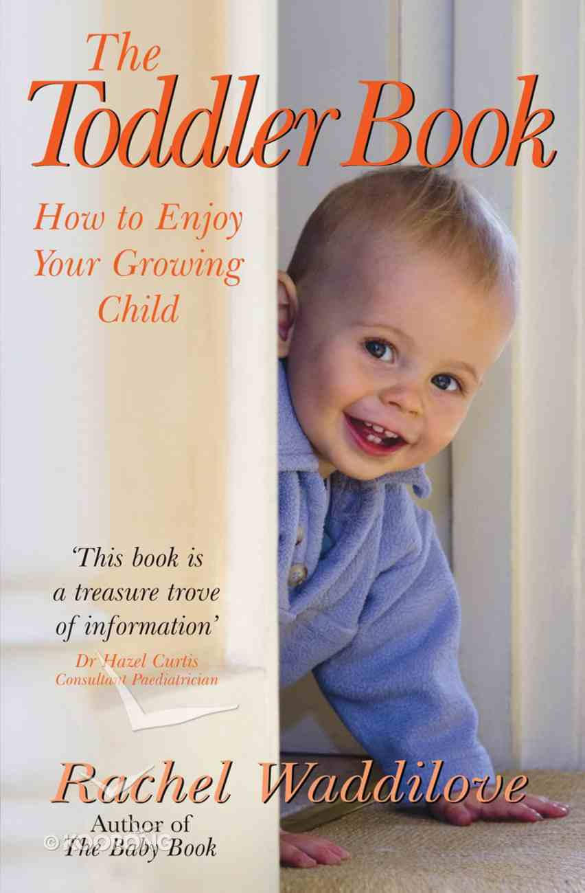 The Toddler Book eBook