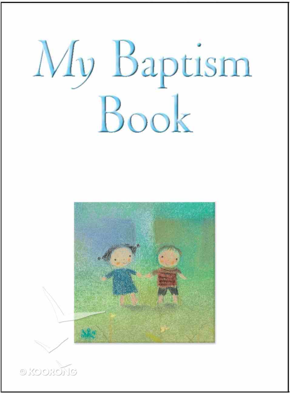 My Baptism Book (Catholic) Hardback