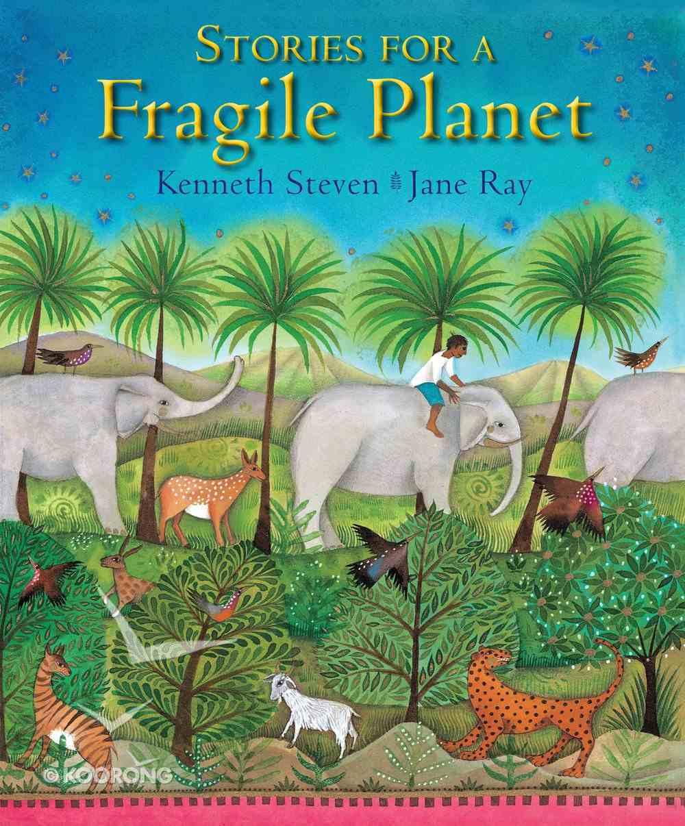 Stories For a Fragile Planet Hardback